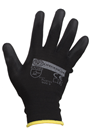 Black Nitrile Engineering Gloves