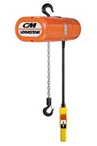CM LODESTAR 1000kg 110V Electric Hoist 3mtr to 30mtr