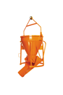 Eichinger 1020 1000ltr Levered Twinflow Concrete Skip