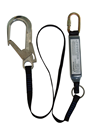Abtech Safety ABL2.0SH 2mtr Fall Arrest Lanyard with Scaffold Hook
