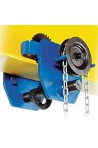 Tractel CORSO 1000kg Geared Beam Trolley