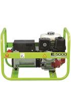 Pramac E5000 4.2kVa 230v/115v Honda Petrol Generator