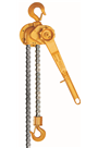 YALE C85 1500kg Leverhoist with Roller Chain