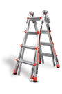 Little Giant Revolution XE Aluminium Multi-Purpose Ladder