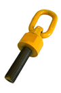 Swivel Lifting Point with Longer Thread (Diameters: 12-36mm)