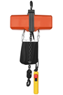 500kg 240volt Electric Chain Hoist c/w Chainbag
