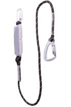 Ridgegear RGL11 1.7mtr Kernmantle Rope Lanyard & Shock Absorber