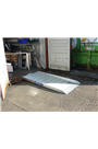Alloy Ramp Single-Stage Flat-Top Container Ramp RASAIN001