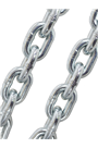 8mm High Tensile Multi Purpose Heavy Duty Zinc Plated Chain