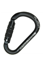 KONG HMS Classic 22kN Pear Shaped Twist Lock Karabiner