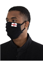 Pack of 2x 'England' Two Layer Reusable Cotton Face Masks