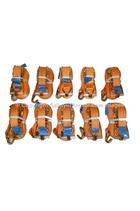 100no 5t M.B.S. Ratchet Lashing Chassis Hooks