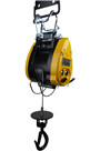 Clearance Stock Wire Rope Hoist, WLL 230KG, 240 Volt