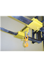 Fork Truck Swivel Hook attachment 2 tonne