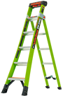 Little Giant King Kombo Industrial 3 in 1 Extension Ladder