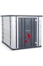 Armorgard FR400-T Forma-Stor 4mtr Walk-In Storage Unit