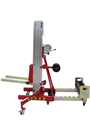Counter balance 400kg Material Lift 6.53mtr lift height