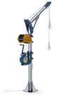 Globestock G.Davit Kit with G.Saver II Fall Arrester & G.Winch