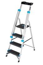Premier XL 4-Tread Platform Step Ladders