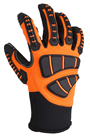LifeGear Cut Resistant Impact Safety Work Gloves