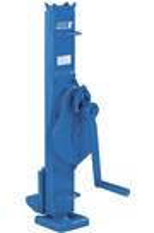 Pfaff 5000kg Adjustable Claw Steel Mechanical Jack