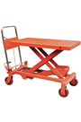 Scissor Lift Hydraulic Platform Table 300kg