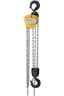 Yale 3000kg VSIII Double Fall Manual Chainblock 3mtr to 15mtr