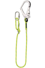 Adjustable 2mtr Rope Lanyard with Scaffold Hook