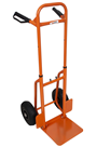 Pneumatic Wheel 120kg Compact Design Sack Truck