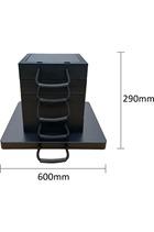 Eco-Stak Plus Mix Kit 2 Stackable Jacking Blocks