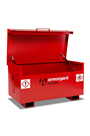 Armorgard FB2 FlamBank Hazardous Site Storage Box 1275x665x660mm