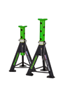 Sealey AS6G Green Axle Stands (Pair) 6tonne Capacity per stand