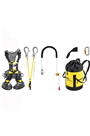 PETZL K096AA Fall Arrest and Work Positioning Kit