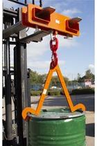 LH500 500kg Vertical Drum Lift Clamp