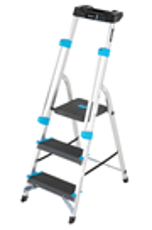 Premier XL 3-Tread Platform Step Ladders