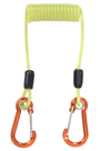 3kg Coiled Cable Tool Safety Lanyard