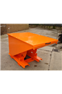 Skip Lid to suit ICUS Forklift Tipping Skip