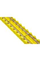 Lyon SMC Yellow Segmented Plastic Rope Protector
