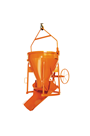 Eichinger 1020H 500ltr Geared Twinflow Concrete Skip