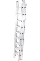 Heavy Duty EN131 Triple Extension Ladder 2.5mtr