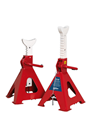 Sealey AAS5000 Auto Rise Ratchet Axle Stands (Pair) 5tonne Capacity per stand