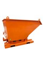 Eichinger 1200ltr Fork & Crane Lift Tipping Skip