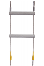 Lyon Wide GRP Rung Rope Ladder 8mm Polyester Rope Sides