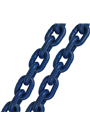 8mm High Tensile Multi Purpose Heavy Duty Chain, Blue Finish