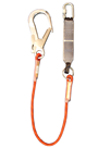 Abtech Safety ABSRL1.5SH 1.5mtr Rope Fall Arrest Lanyard