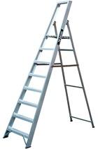 Heavy-Duty EN131 Platform Step Ladders