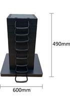 Eco-Stak Plus Mix Kit 4 Stackable Jacking Blocks