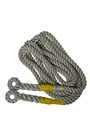 Abtech Safety 16mm Nylon Rope c/w Plastic Eyes 10mtr, 15mtr, 20mtr