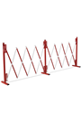 Armorgard BAR1 Barricade Expandable Safety Barrier