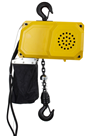 300kg 240volt Electric Chain Hoist x 3mtr c/w Chainbag